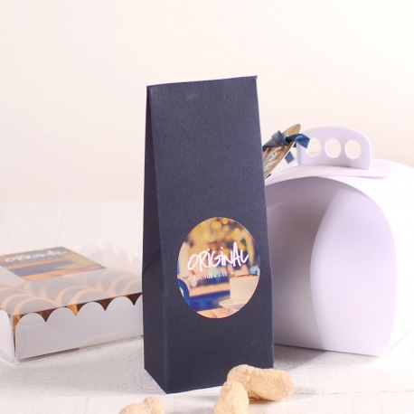 Caja para frutos secos sin ventana