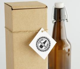 Personalisierte Etiketten