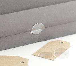 Adesivo trasparente
