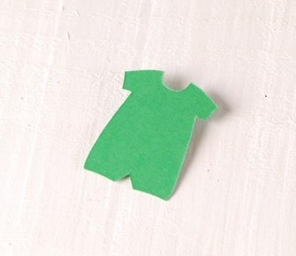 Cardboard Boy's dress 10 ut.