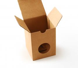 Caja para tazas sin asa