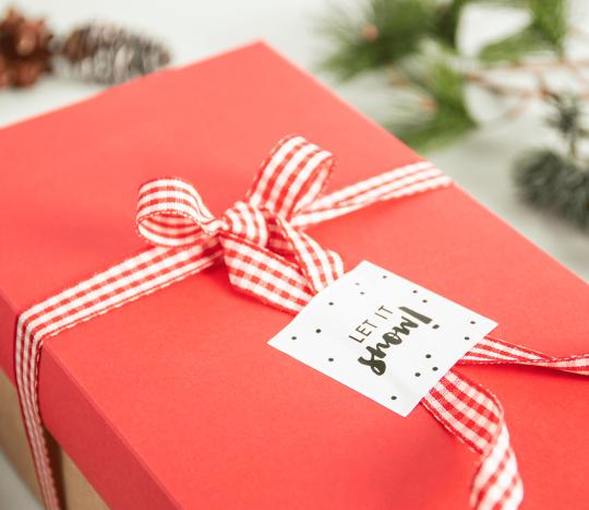 Kit Adhesivos y etiqueta Navidad