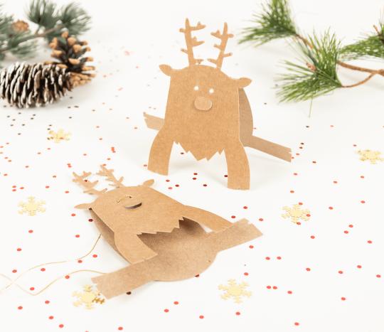 Complemento Rudolph troquelado