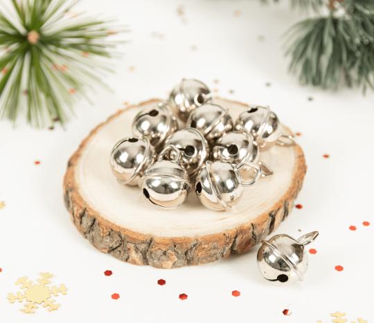 Cascabeles para decorar regalos