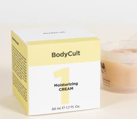 Caja cuadrada para cremas