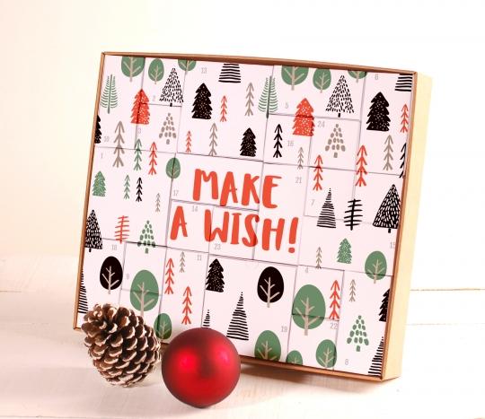 Calendario de Adviento Merry Christmas!