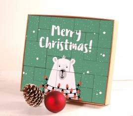 Adventskalender Frohe Weihnachten!