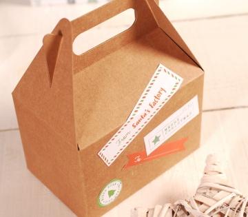 Weihnachtsdekoration Picknick-Schachtel