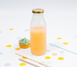 Bottiglia per succhi o latte