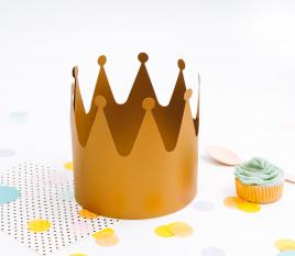 Corona di cartone