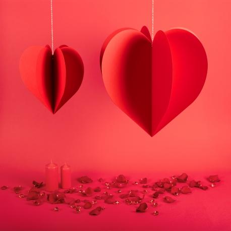 Herz zum Aufhängen