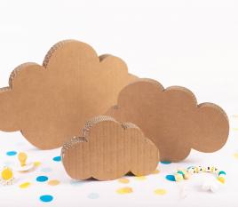 Nuvole di cartone