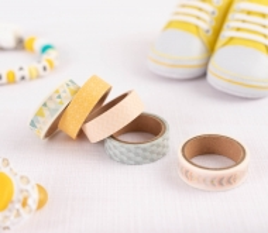 Nordic washi tape pack