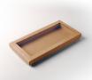 Schachtel mit Fenster für Kekse