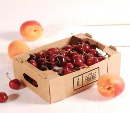 Schachtel für kleine Früchte