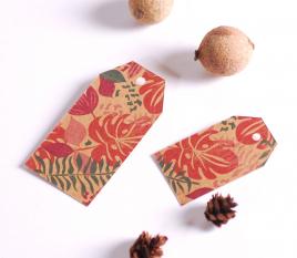 Etichette collezione Blossom
