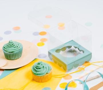 Scatola cupcake per feste