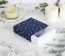 Schachtel für Weihnachtsgeschenke