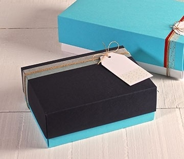 Rectangular boxes with lid