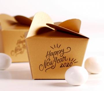 Caja detalle fin de año