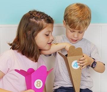 Comprar cajas para niños