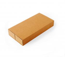 Scatola di cartone per sushi con fascia