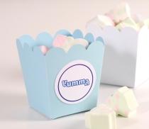 Popcorn-Schachtel für Feiern