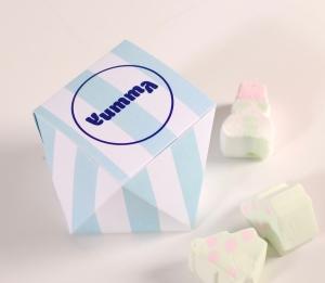 Caja especial para dulces