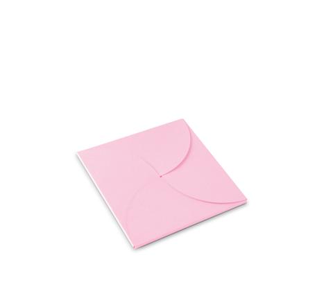 Caja para tarjetones cuadrados