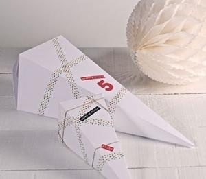 Cardboard cones per bonbon e dolcetti