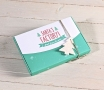 Christmas gift boxes for photos
