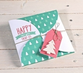Kit di scatole natalizie tipo busta