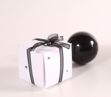 Christmas gift box for cosmetics