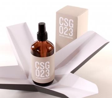 Caja para perfumes elegante