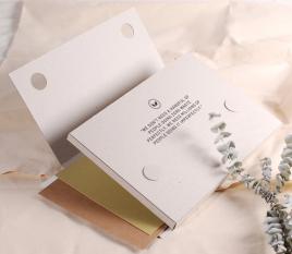 Carpeta portadocumentos de cartón