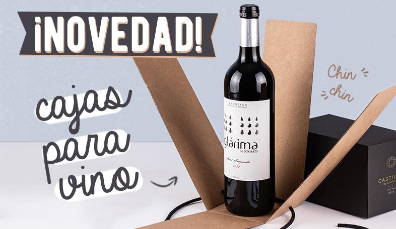 Cajas para vino