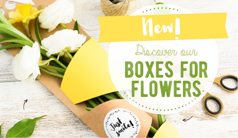 Boxes for flowers