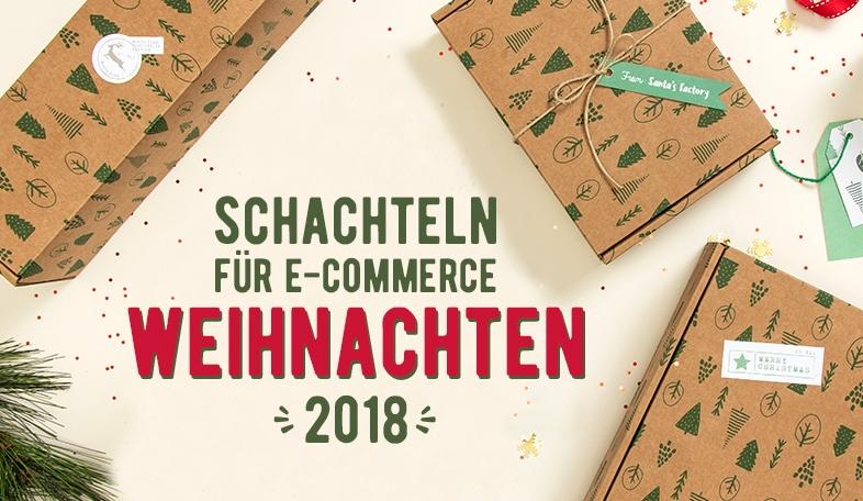WEIHNACHTSKOLLEKTION 2018